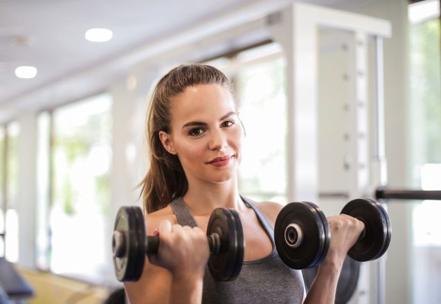 Light Weights Vs. Heavy Weights For Toning